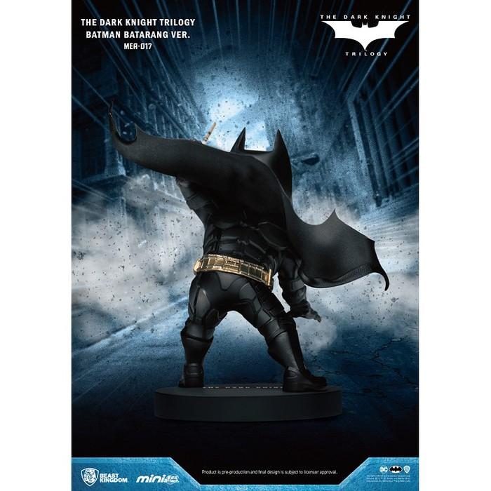 (複製)野獸國|MEA-017 黑暗騎士系列 蝙蝠俠(鉤繩槍版)