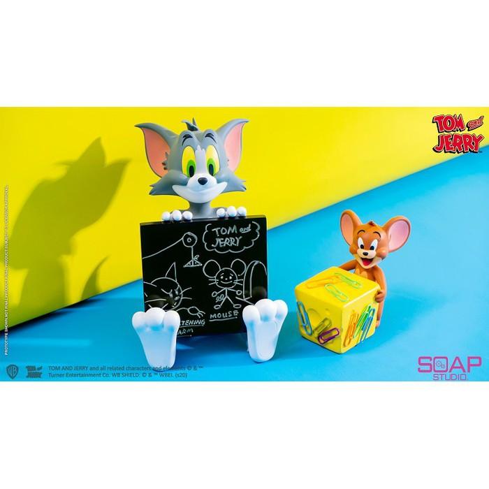 (複製)野獸國|CA115 湯姆貓與傑利鼠 桌上夥伴 湯姆貓留言板