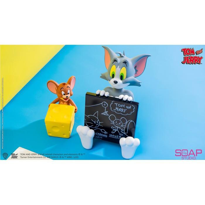(複製)野獸國 CA115 湯姆貓與傑利鼠 桌上夥伴 湯姆貓留言板