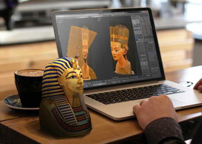 頭咖TaoKa|3D立體手作頭殼拼圖|微笑的蒙娜麗莎