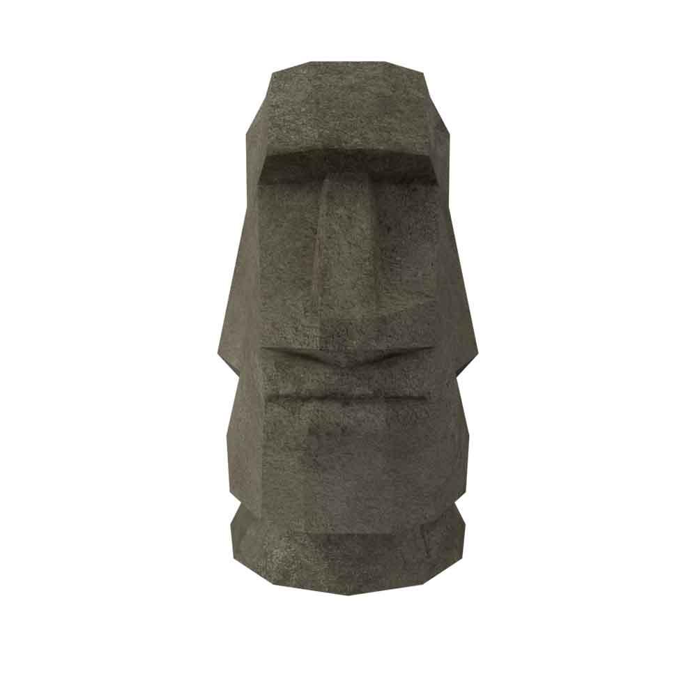 頭咖TaoKa事務所|3D立體手作頭殼拼圖 - 復活節島摩艾像