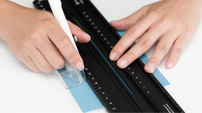 【集購】PolarLab|Perfect Cut 亟能美工工具組-壓克力尺