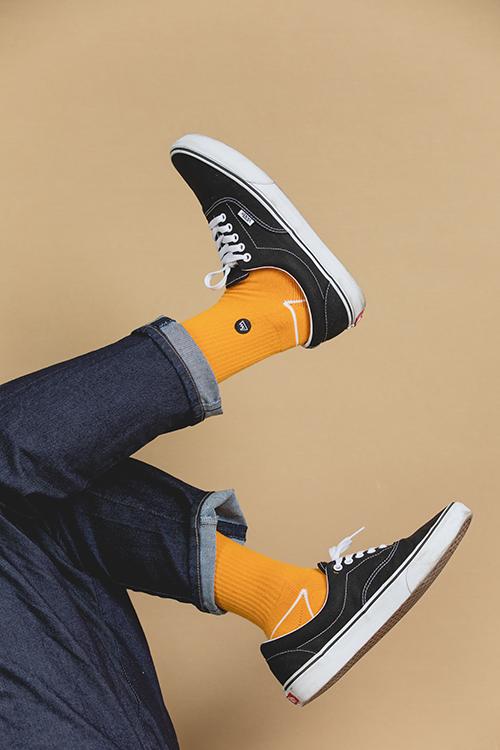 (複製)FAAM|On Fleek 70 - 機能休閒襪 (黑)
