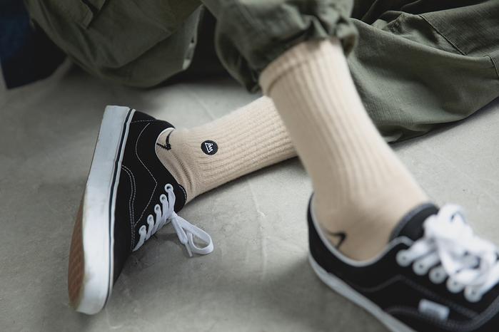 (複製)FAAM|On Fleek 70 橙黃 - 中高筒運動休閒襪