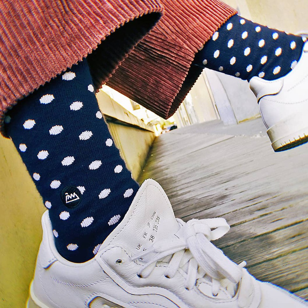 FAAM|Walk On Air - 機能紳士襪