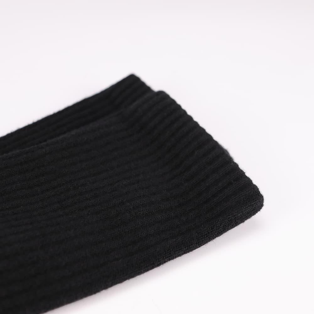 FAAM|On Fleek 70 黯黑 - 中高筒運動休閒襪