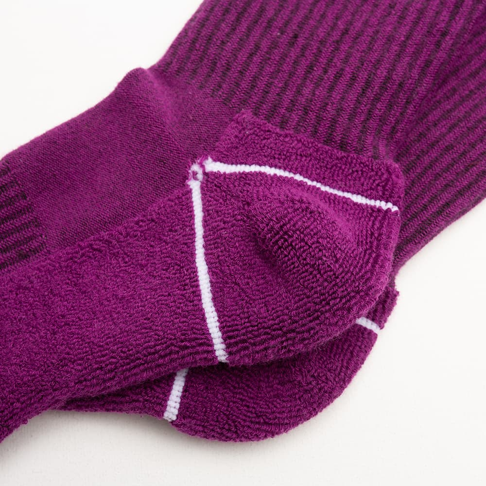 FAAM|On Fleek 70 藍紫 - 中高筒運動休閒襪