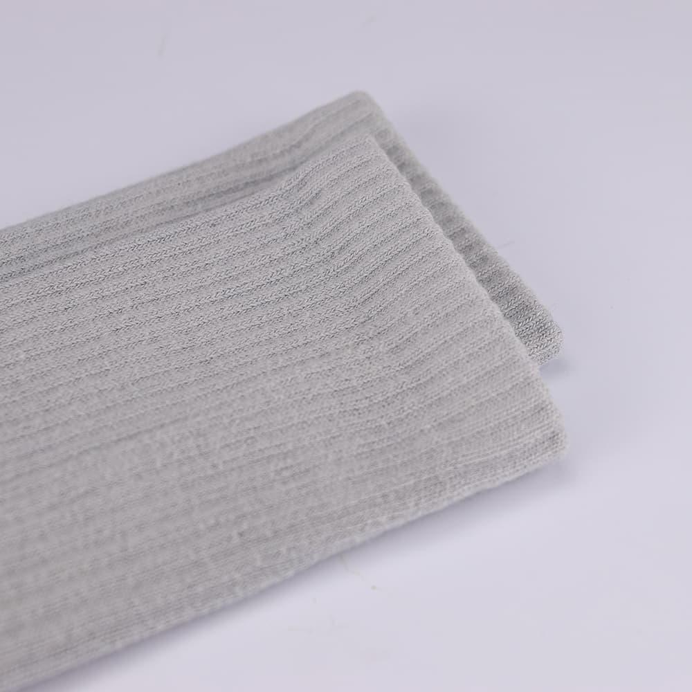 FAAM|On Fleek 70 淺灰 - 中高筒運動休閒襪