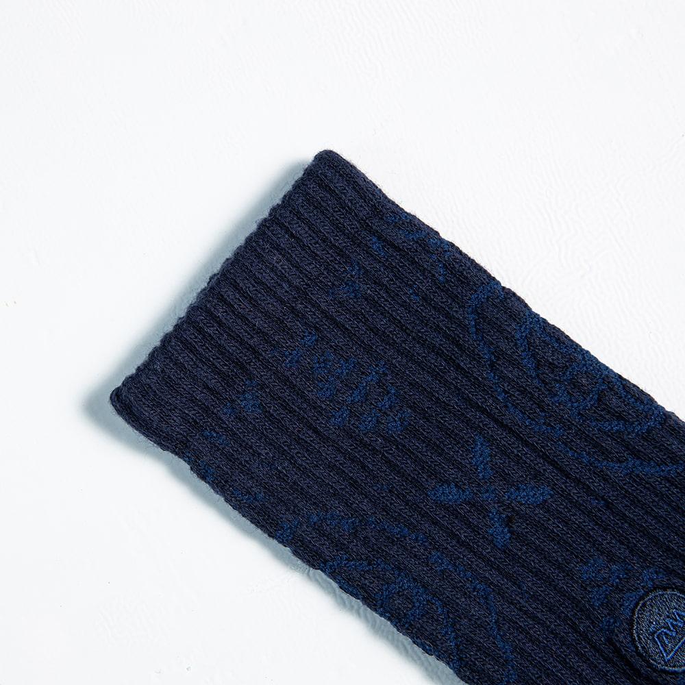 FAAM|XINCHUN 祥藍 - 中高筒運動休閒襪