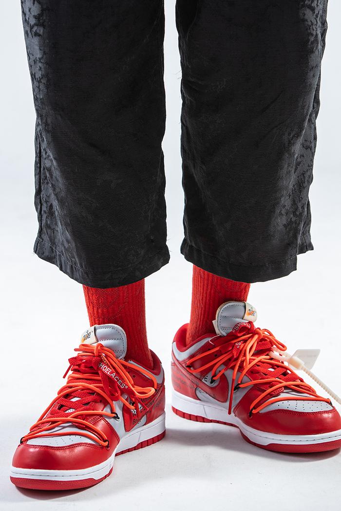 (複製)FAAM XINCHUN 祥藍 - 中高筒運動休閒襪