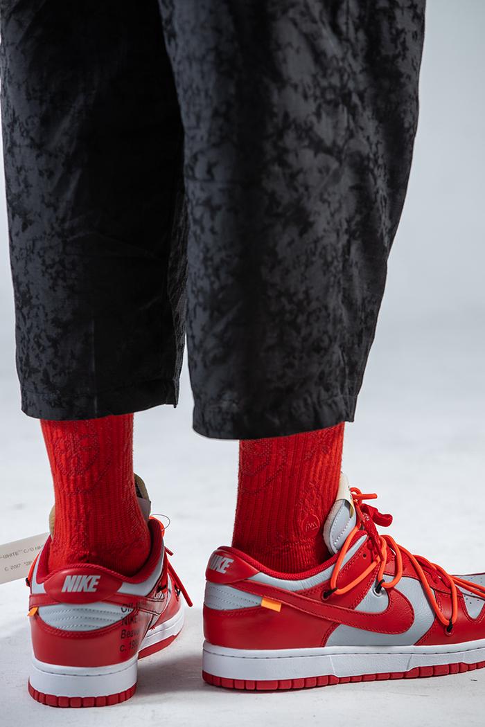 (複製)FAAM|XINCHUN 祥藍 - 中高筒運動休閒襪