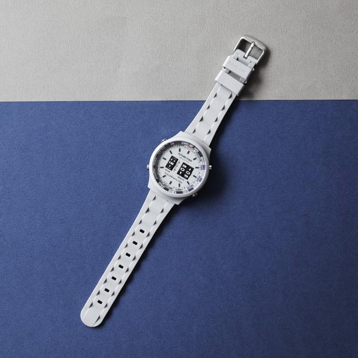 Future Funk|創造者石英灰,日本直立迴轉式石英錶