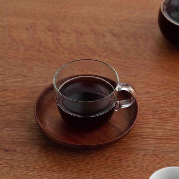 TG 台灣相思木咖啡杯盤-131mm