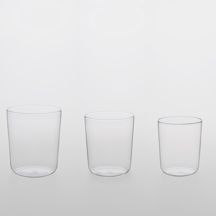 (複製)TG 耐熱玻璃水杯-430ml