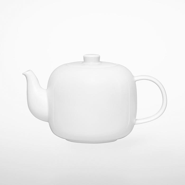 (複製)TG|白瓷茶壺-520ml