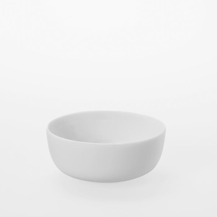 TG|白瓷圓形碗三件組