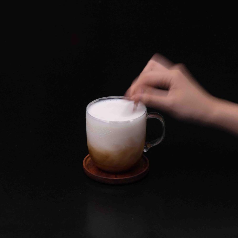 TG|耐熱玻璃馬克杯-350ml