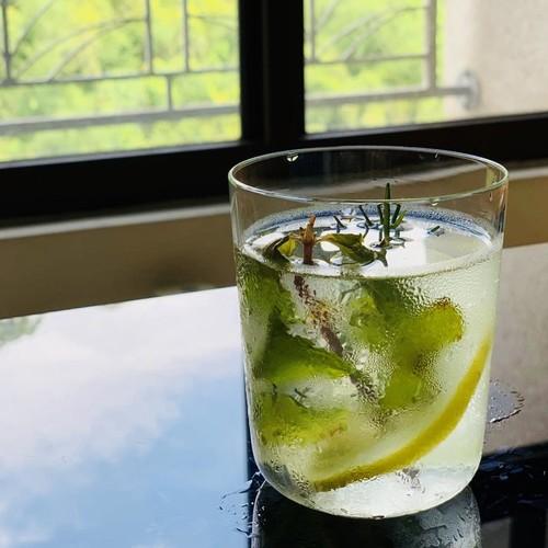 TG|耐熱玻璃水杯-430ml