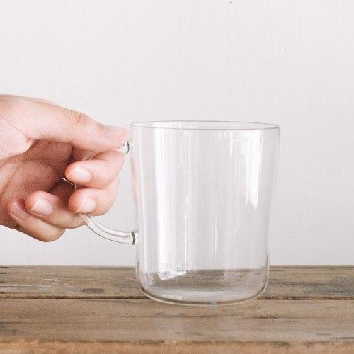 TG 耐熱玻璃馬克杯-470ml