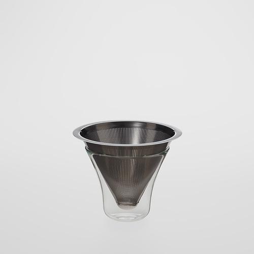 TG 耐熱手沖咖啡濾網組-130mm