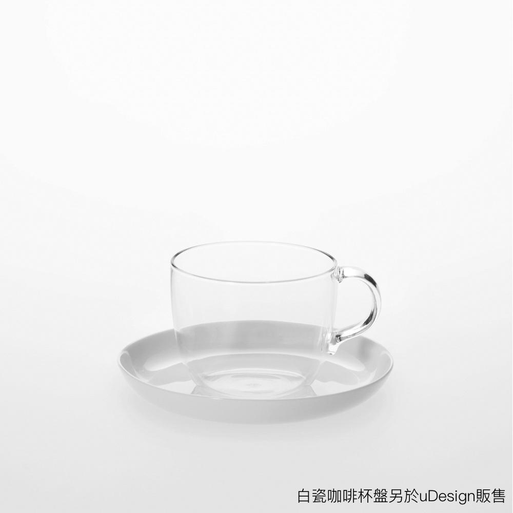 TG 耐熱玻璃咖啡杯 230ml