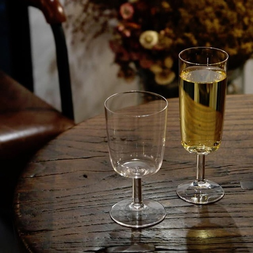 TG|玻璃香檳杯-230ml