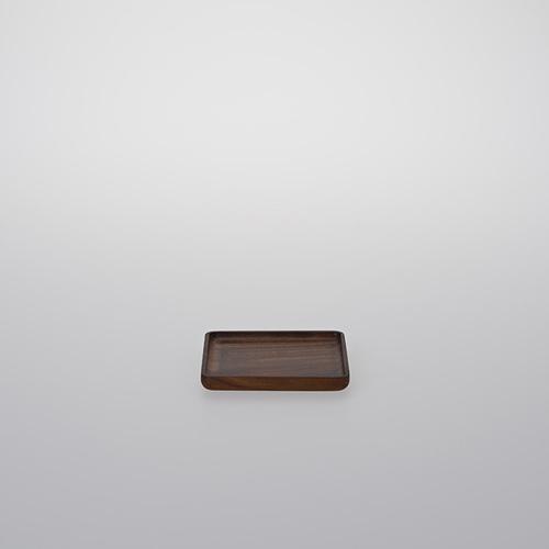 TG|台灣相思木方形杯墊-100mm
