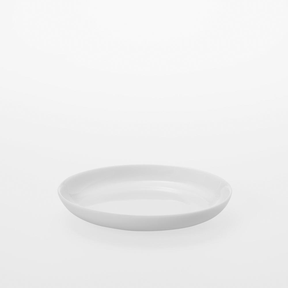 TG 白瓷圓盤 -131mm