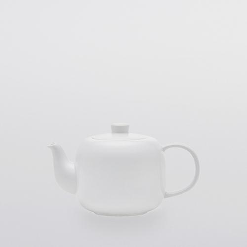 TG 白瓷茶壺馬克杯組