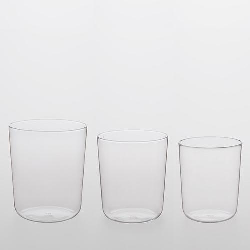 TG 耐熱玻璃水杯-三件一組