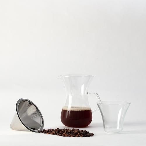 TG 手沖咖啡杯壺組禮盒