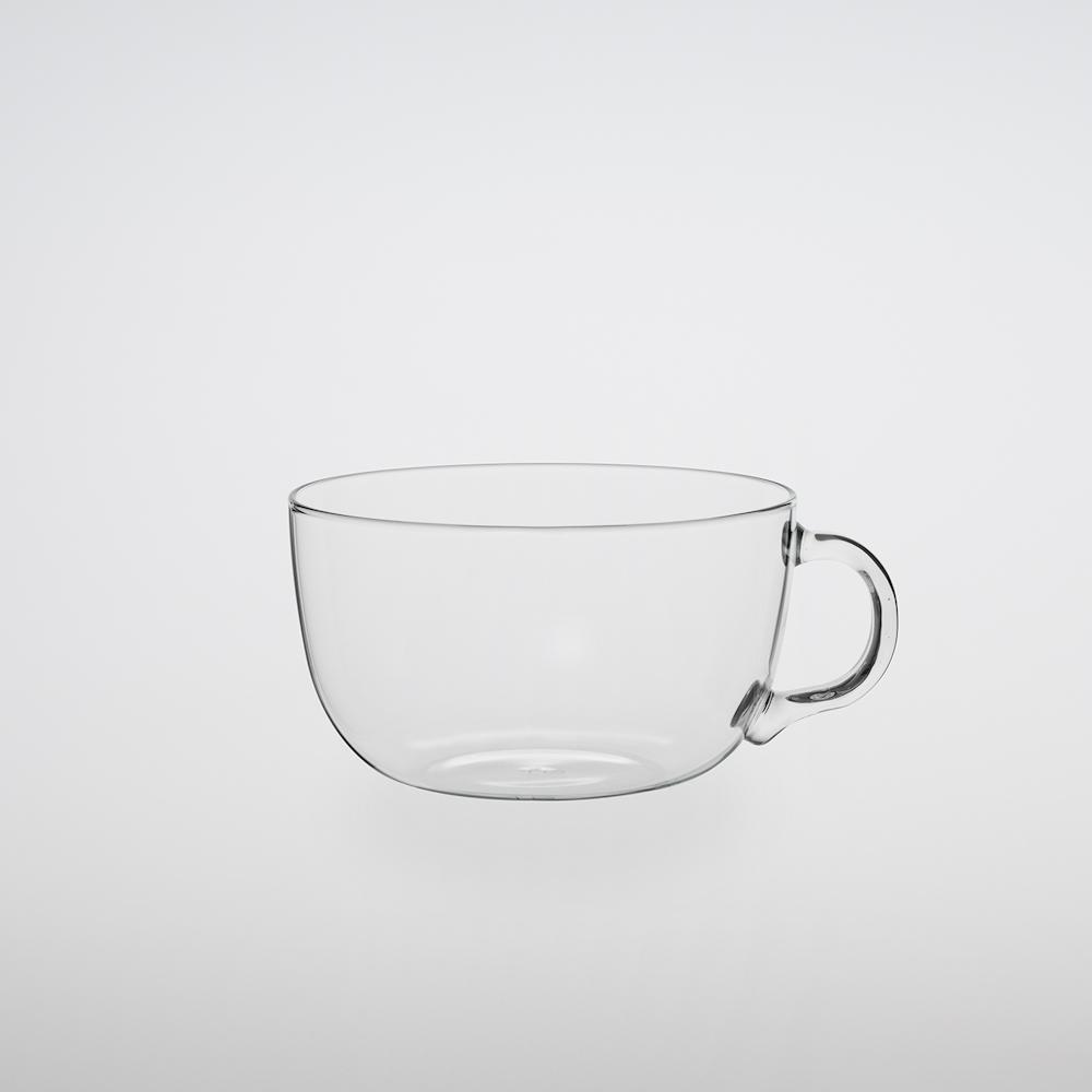 TG|耐熱玻璃紅茶杯 - 290ml