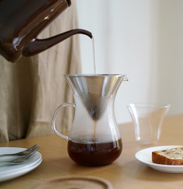 TG|手沖咖啡不鏽鋼濾網-114mm
