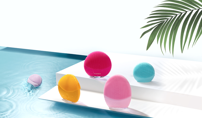 FOREO|Luna™ Mini 3 智慧洗顏機-迷你款