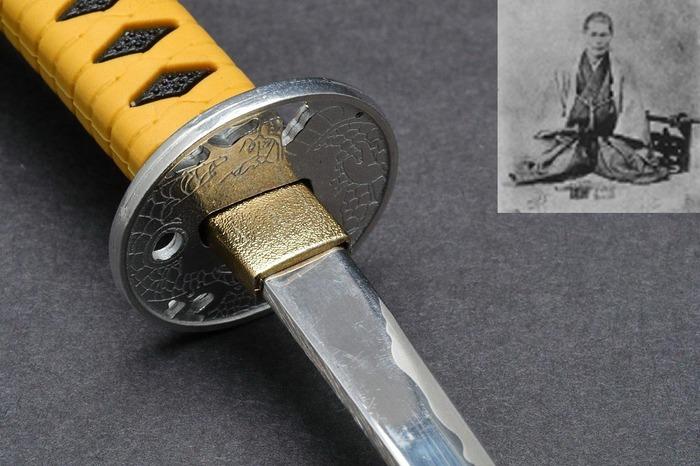 S+|NIKKEN 新選組名將武士拆信刀