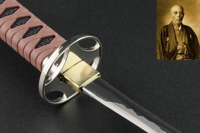 NIKKEN 新選組名將武士拆信刀