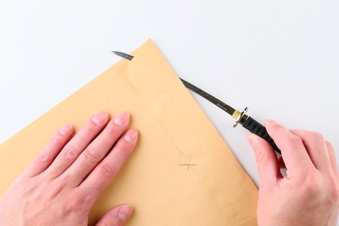 【集購】NIKKEN|日本刀匠監製『名將系列 拆信刀』