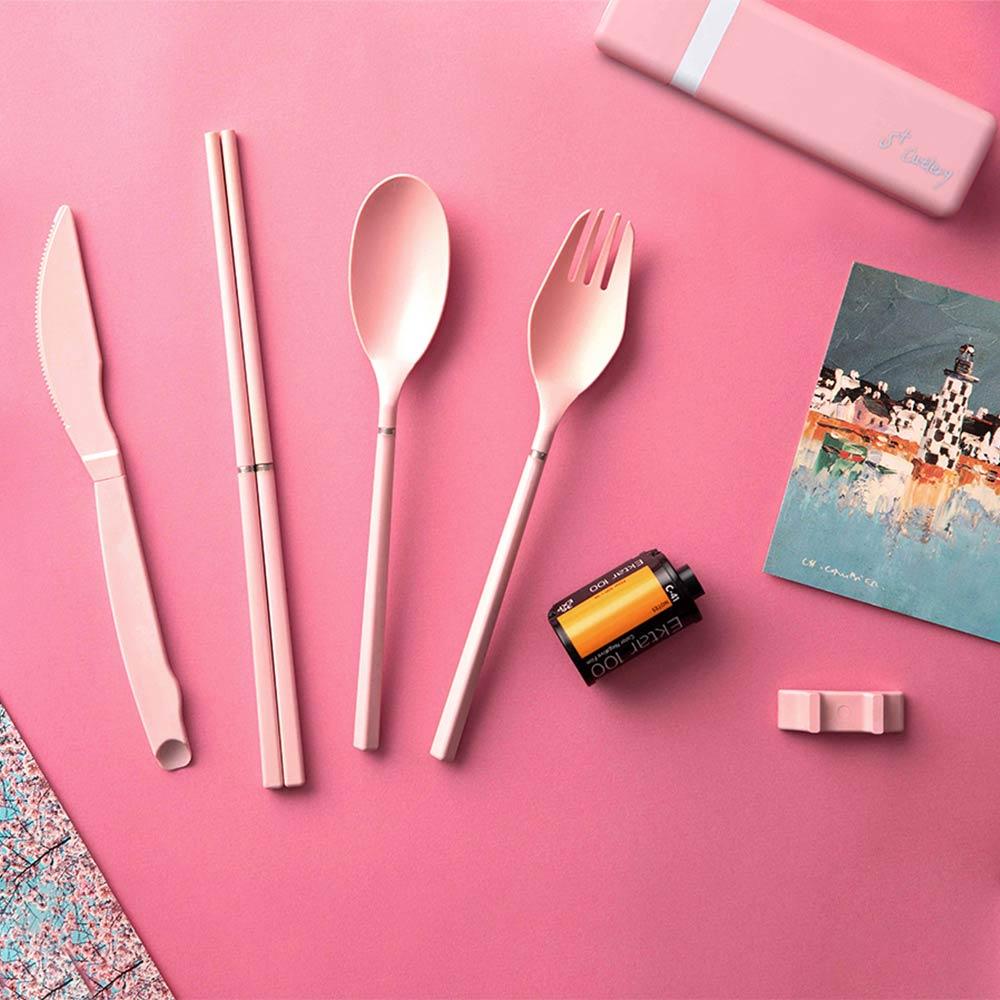 S+| S+Cutlery 環保歐應餐具 (石英粉)