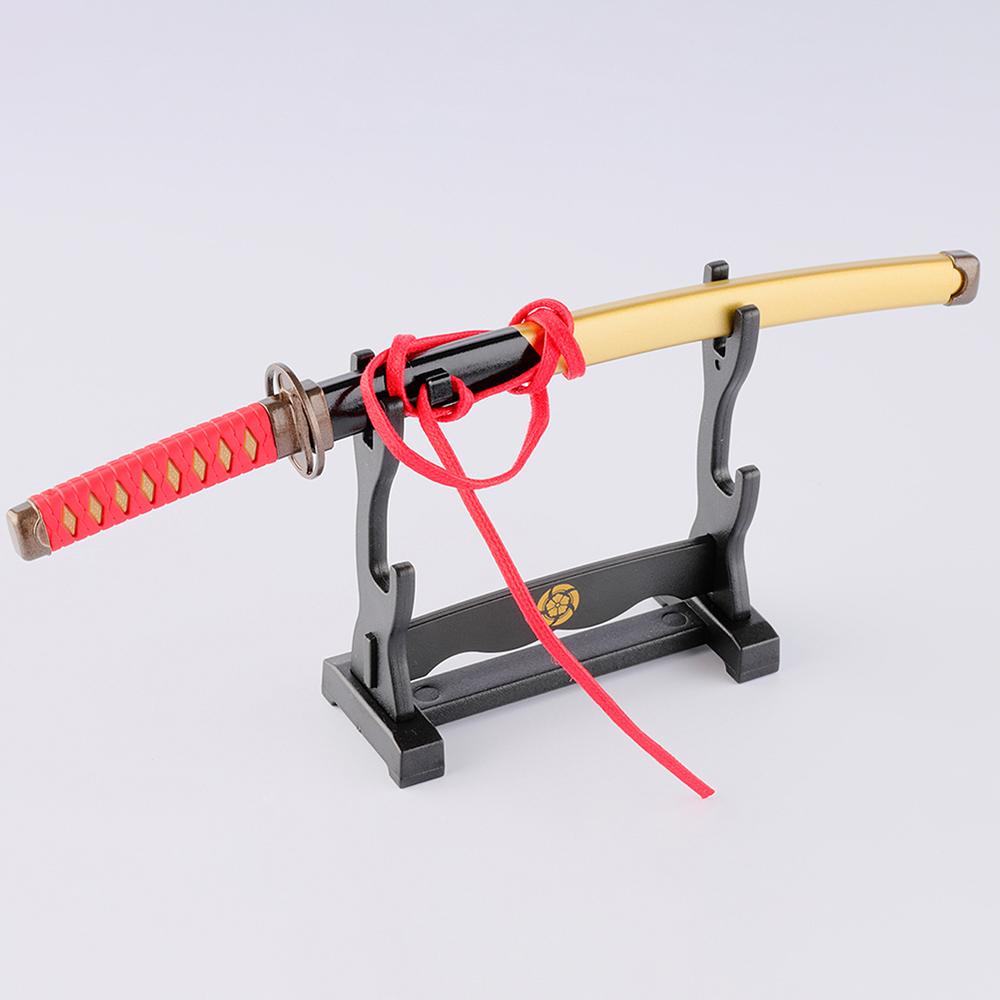 NIKKEN|刀劍亂舞-ONLINE-名將武士拆信刀全套組 (日本製)