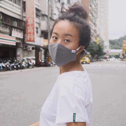 Apparel Oota 日本冰鋒涼感抗菌口罩 2入組 (日本製)