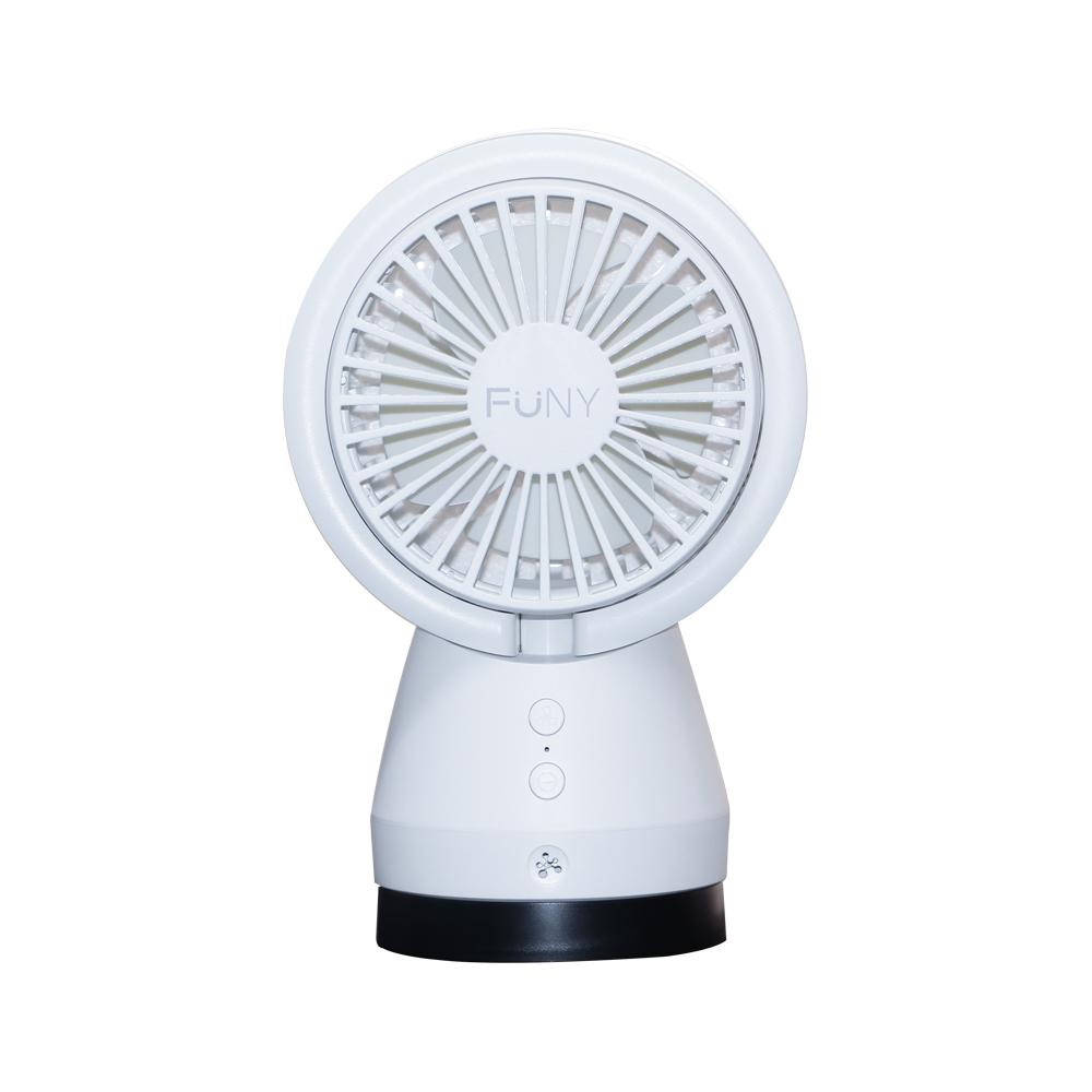 FUNY|阿尼 2in1負離子空氣淨化USB風扇機
