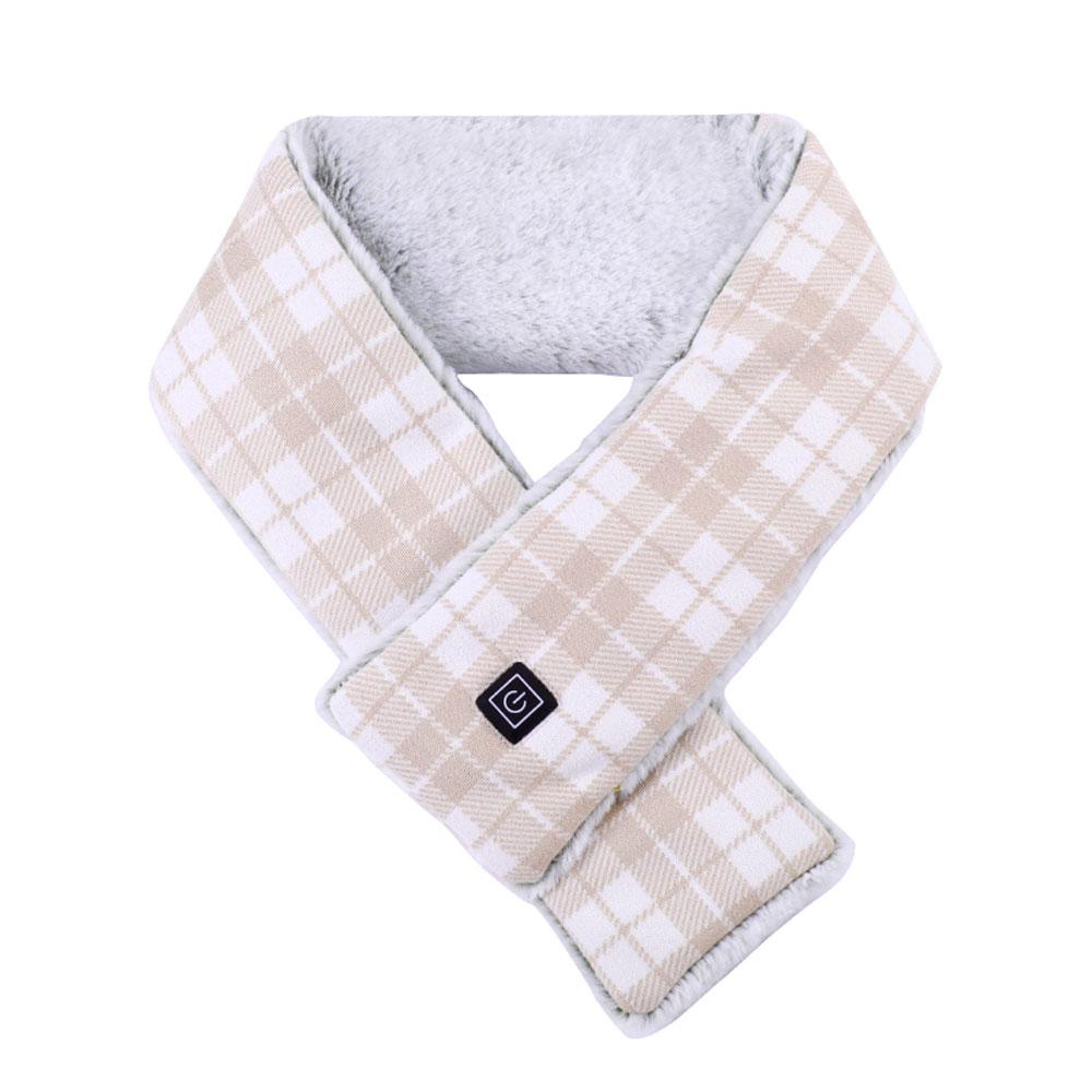 FUNY AI智能發熱圍巾(附贈5200mah行動電源一顆)