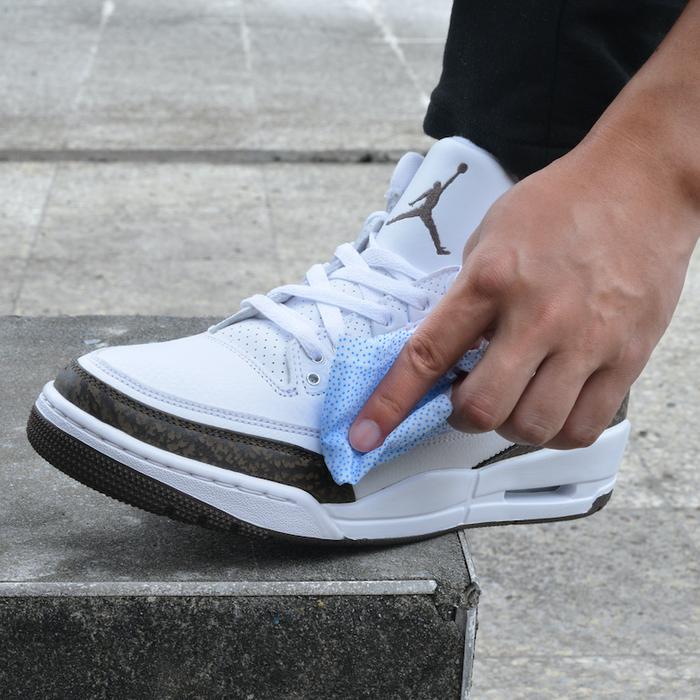 Aholic 鞋類清潔濕紙巾 - 30片裝