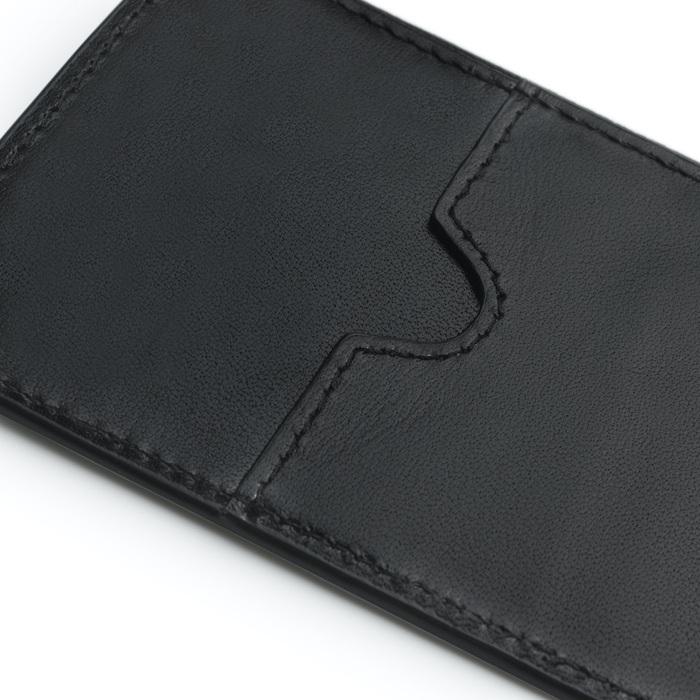 (複製)Aholic|皮革零錢卡夾 (杏色)