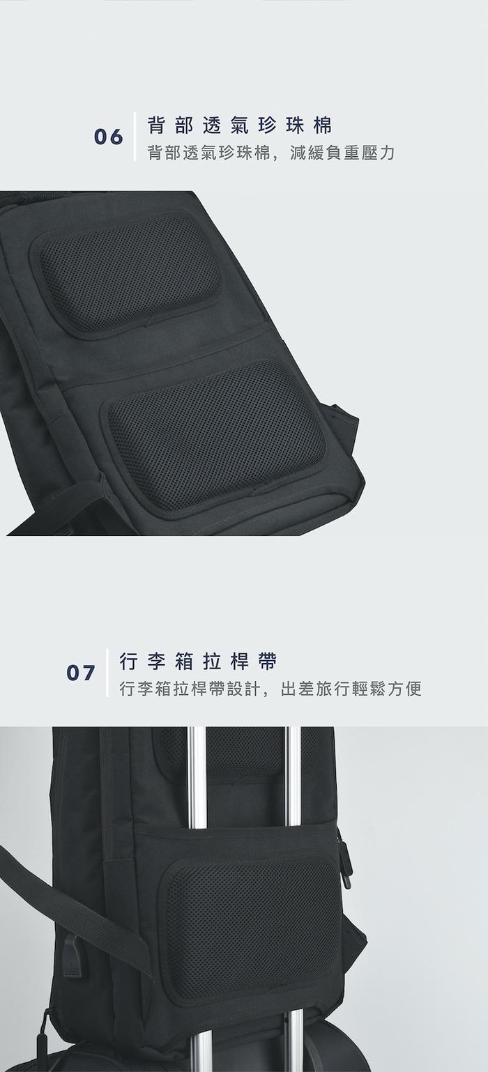 Aholic|城市機能後背包