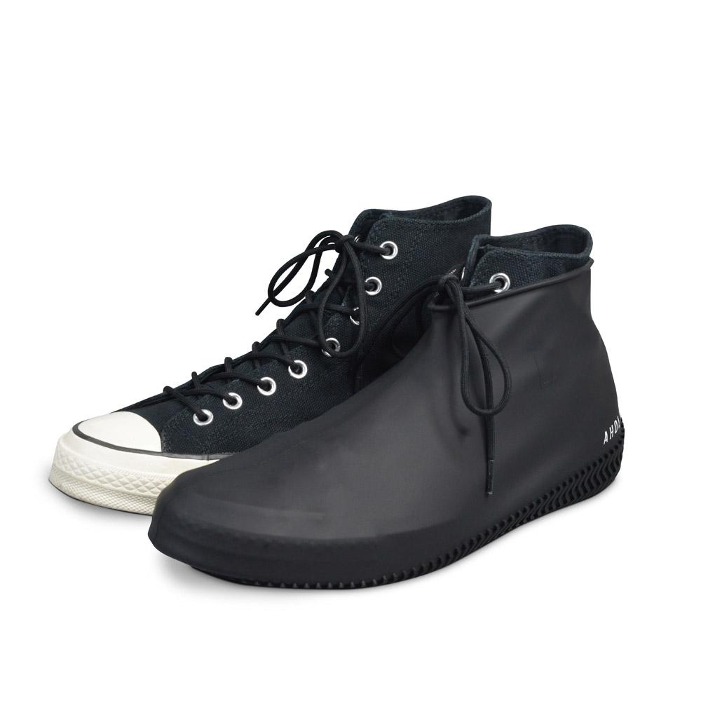 Aholic|防水鞋套 (黑)