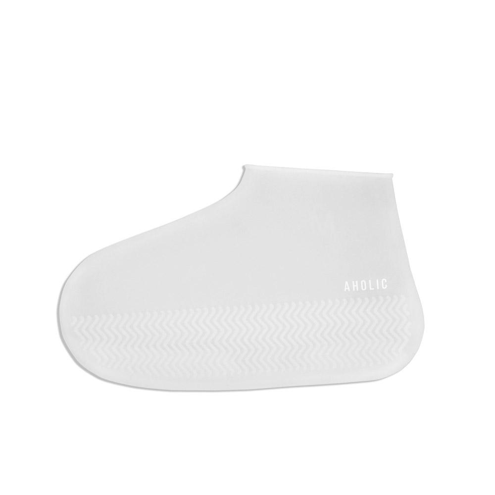 Aholic 防水鞋套 (透明白)