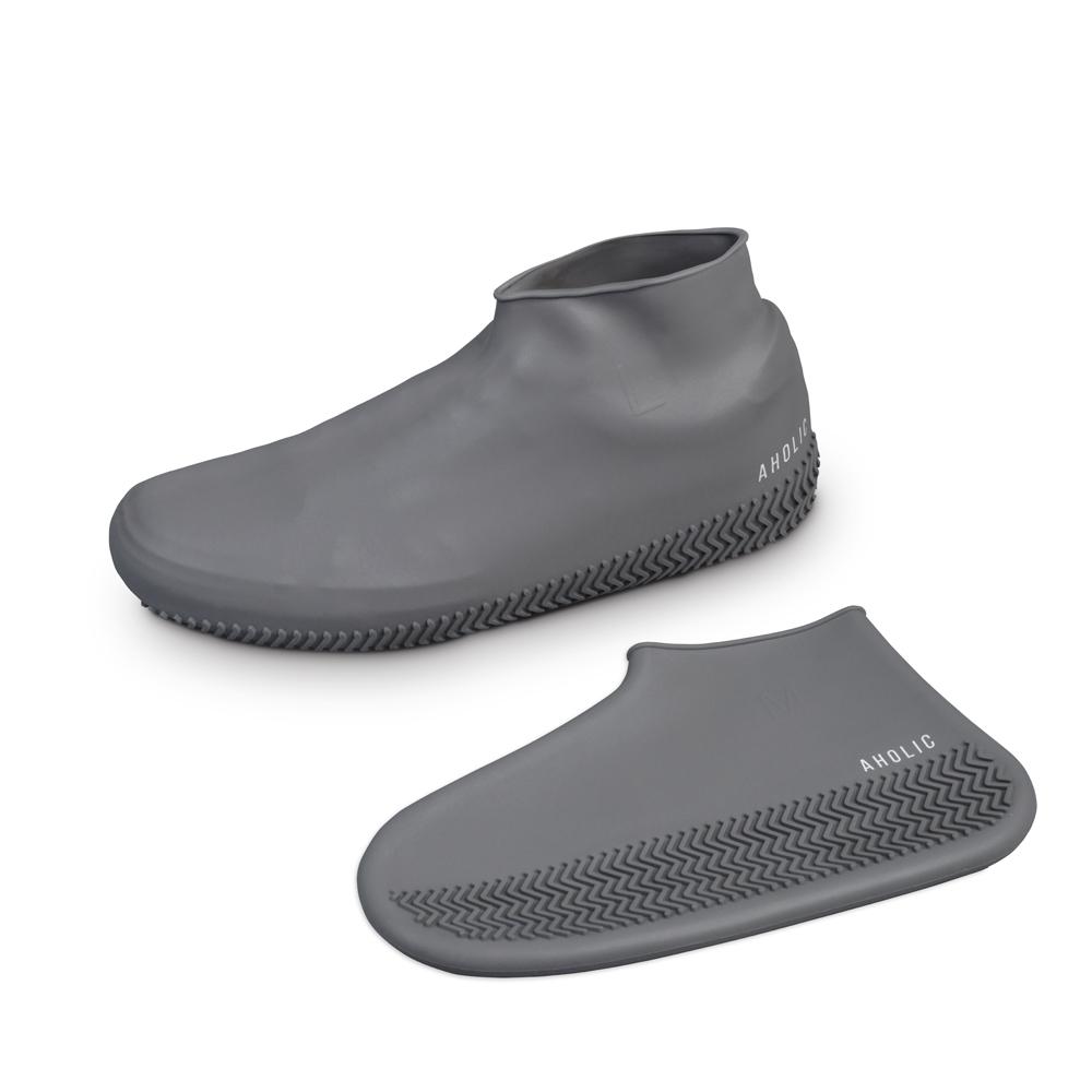 Aholic|防水鞋套 (灰)
