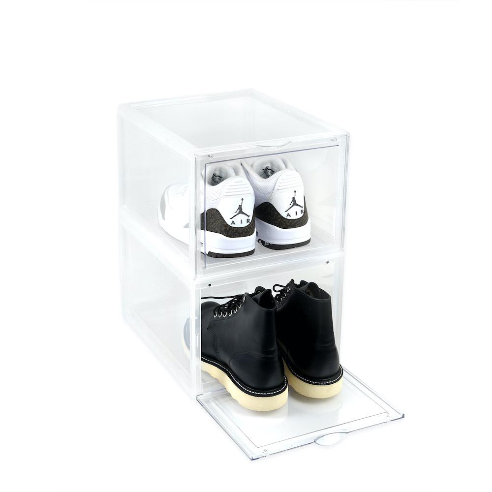 Aholic 前開球鞋磁吸收納盒(6入)