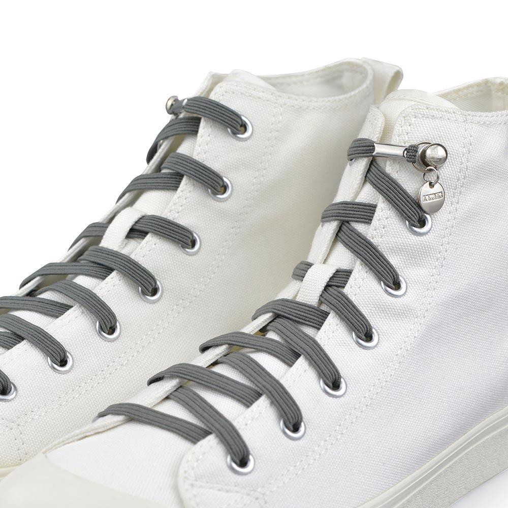 Aholic|單手鞋帶 (深灰)